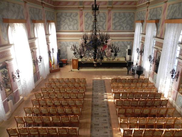 Reabilitarea Cladirii Primariei din Zalau – Cladire de Patrimoniu