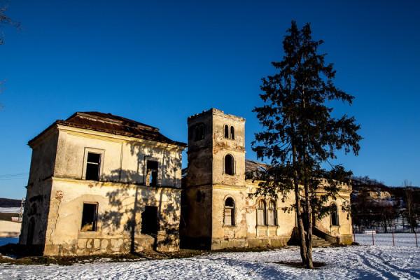 Reabilitarea castelelor si conacelor din judetul Salaj si introducerea lor in circuitul turistic