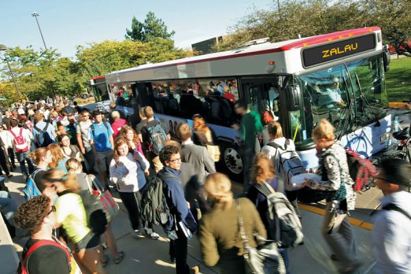 Extinderea retelei de transport public din Zalau catre satele din vecinatate