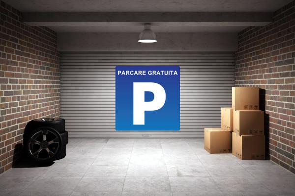 Scutirea taxei pentru parcare pentru detinatorii de garaje